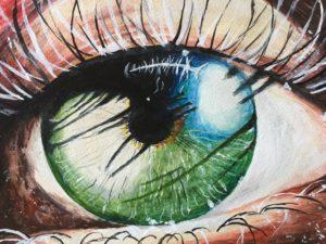 Im Auge des Betrachters...